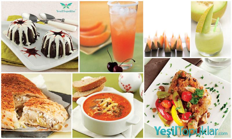 İftar Yemek Tarifleri ve İftar Menüsü 2012