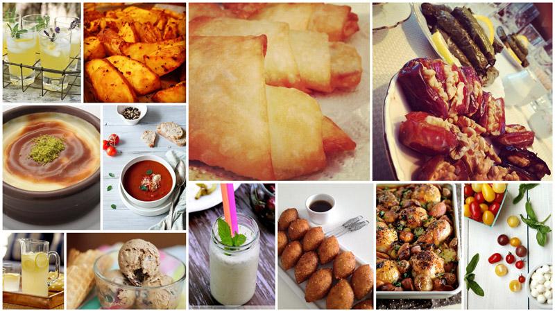 Ramazan 4. Gün İftar Menüsü