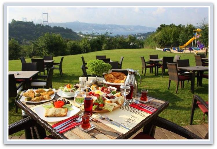 İftar Mekanları: Messt Cafe & Restaurant