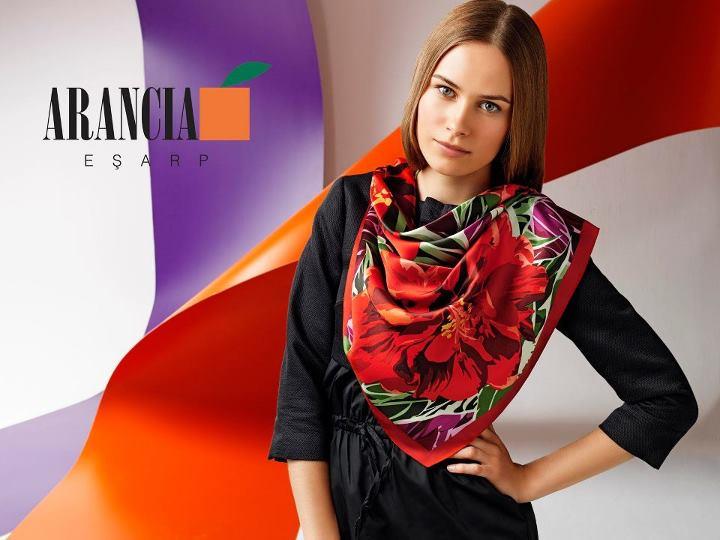 Arancia Eşarp Modelleri 2012
