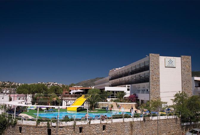 Muhafazkar Oteller: İnanç Otel Bodrum