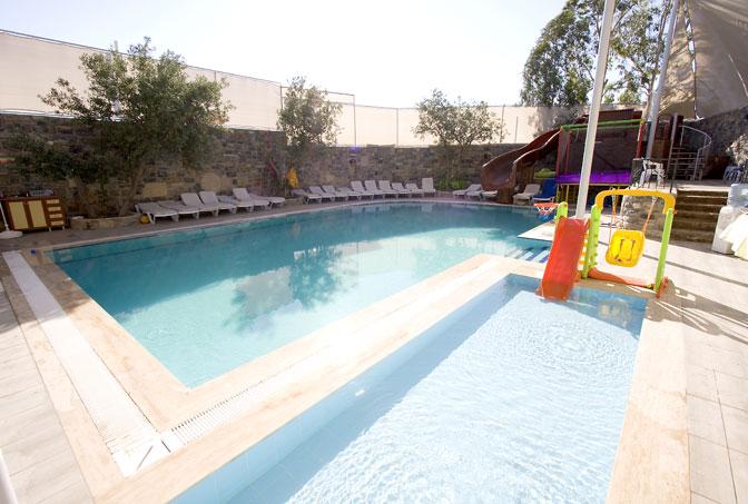 Muhafazakar Tatil Otelleri Bodrum İnanç Otel