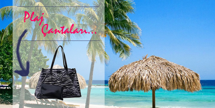 Plaj-Çantaları