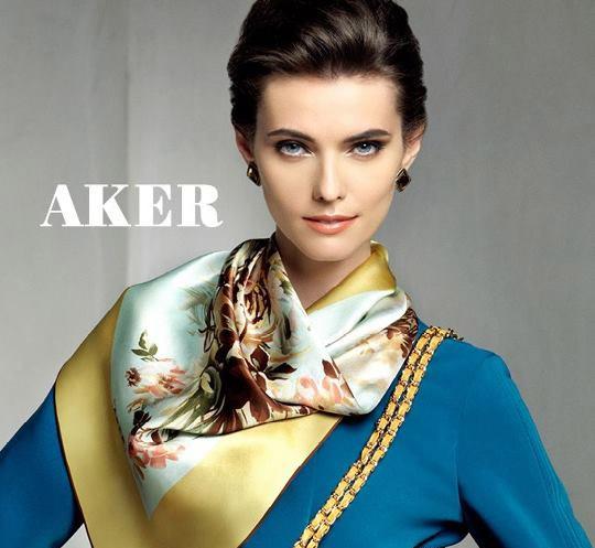 Aker 2012-2013 Eşarp Modelleri