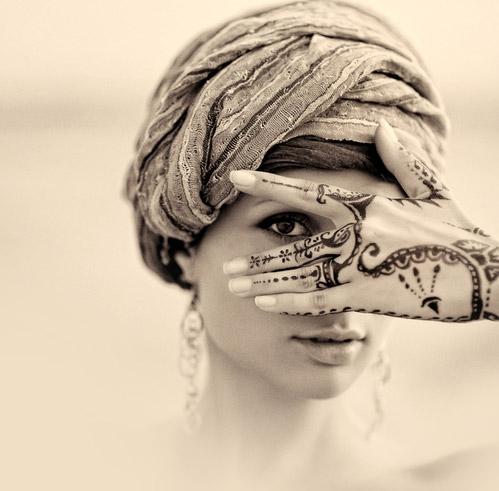 Göz Alıcı Desenleriyle Hint Kınaları…
