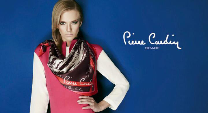 Pierre Cardin 2012-2013 Sonbahar-Kış Eşarp Koleksiyonu