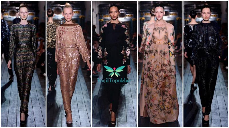 Tesettür Elbise Modelleri 2012-13 Sonbahar Kış