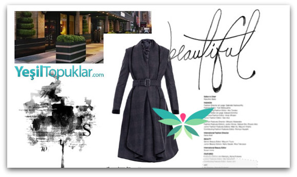 Tesettür Giyim Kombinleri 2012 2013 Sonbahar Kış