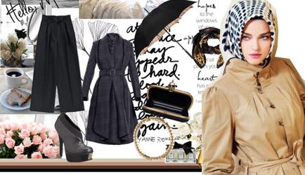 Tesettür Giyim Kombinleri: Sonbahara Hazırlık …