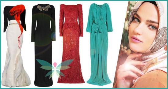 2805eeca3dcb2 ... Abiye Elbise Modelleri Tesettür Giyim · Modanisa ·  Tesettür-Giyim-Kombinleri