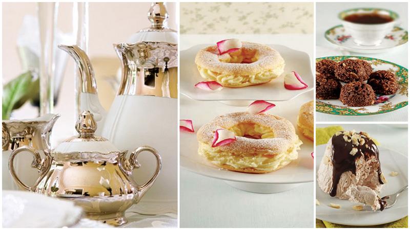 Beş Çayı İçin Farklı Tatlar