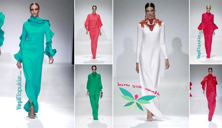 Gucci Defilesinden Tesettüre Uygun Elbise Modelleri!