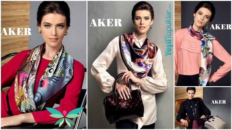 Aker Giyim 2012-2013 Sonbahar Kış Koleksiyonu