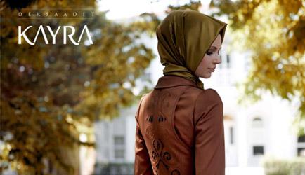 Kayra Giyim 2012-2013 Dersaadet Koleksiyonu