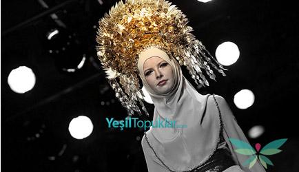 Tesettür Giyim Abiye Elbise Modelleri