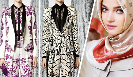 Cavalli'den Tesettür Giyime Uygun Kıyafetler