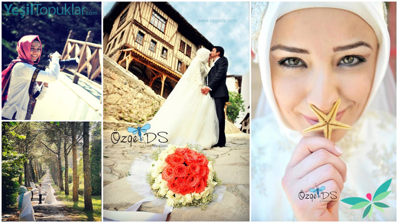 Tesettürlü Fotoğrafçılar Özge Dinsel ÖZGE DS Photography