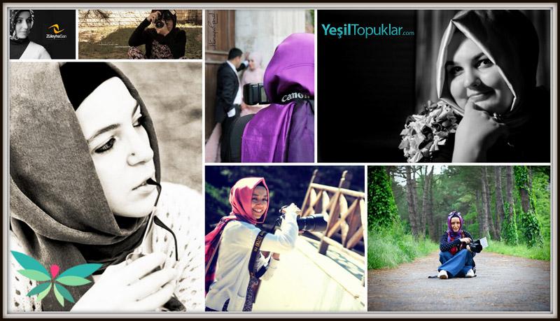 Tesettürlü-Fotoğrafçılar
