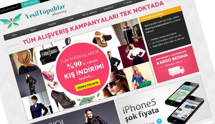 Online Alışveriş Sayfamız YENİLENDİ!
