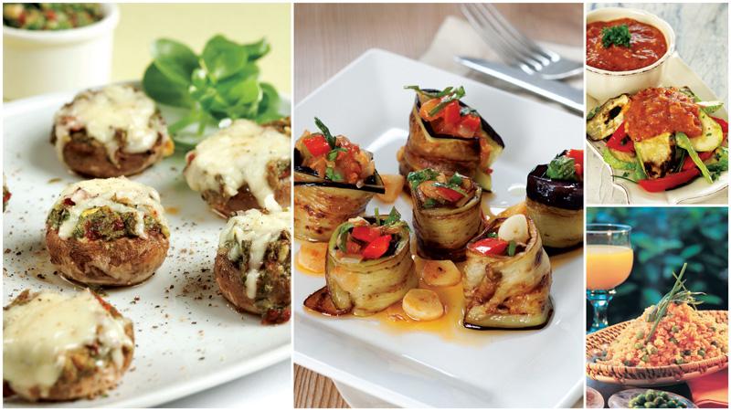 Zeytinyağlı ve Salata Tarifleri