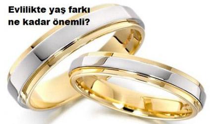 Evlilikte Yaş Farkı Ne Kadar Önemli?