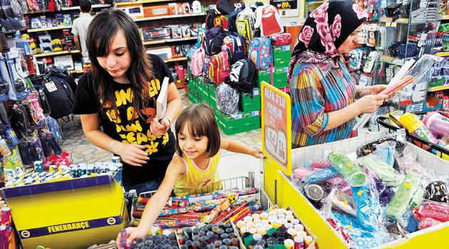Okul Alışverişleri Başlıyor