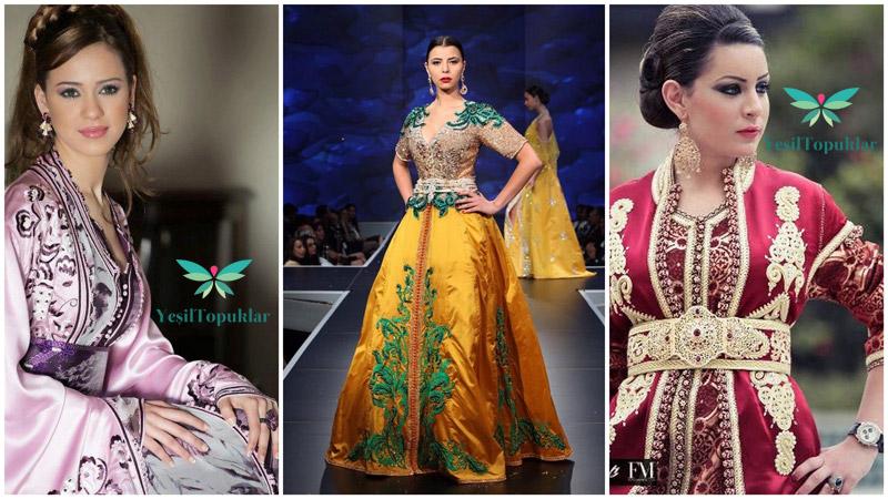 Kına Geceleri için Osmanlı Kadın Sultan Kıyafetleri