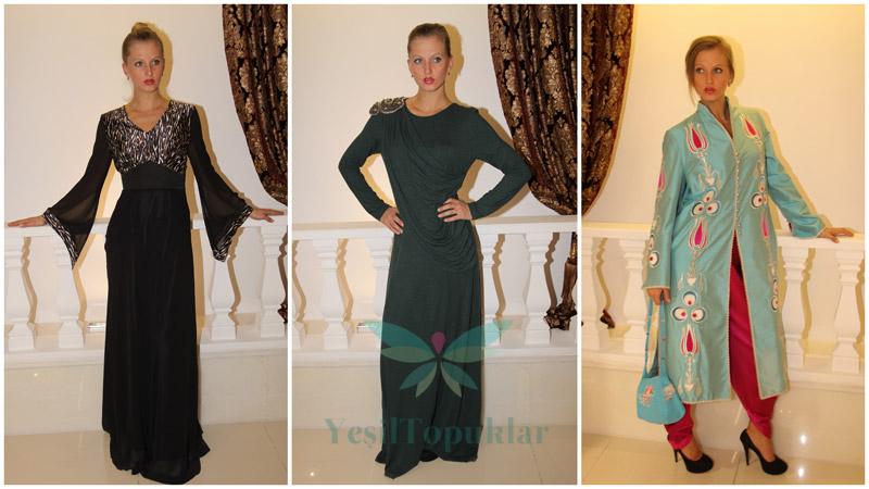 Mor İnci Butik 2013 Tesettür Giyim Modelleri