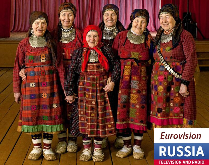 Rusya-Eurovision