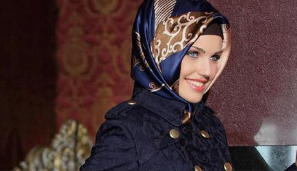 Tekbir Eşarp Modelleri 2013