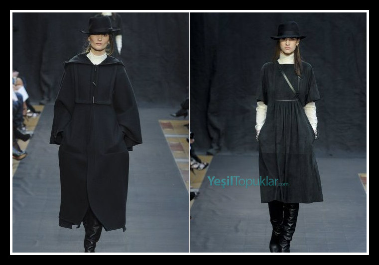 Tesettür Giyim Modelleri 2013 Sonbahar-Kış Hermes