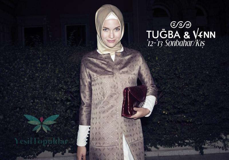 Tuğba-Venn-2012-2013-Sonbahar-Kış-Tesettür-Giyim-Modelleri