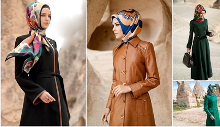 Armine 2012/2013 Pardesü Modelleri