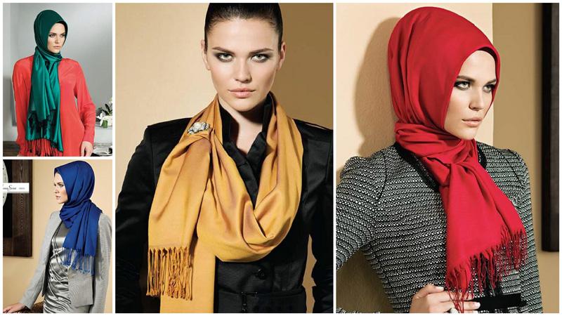 Bona Sera 2012-2013 Şal Eşarp Modelleri