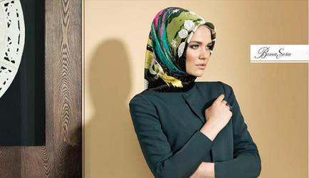 Bona Sera 2012/2013 Sonbahar/Kış Eşarp Koleksiyonu