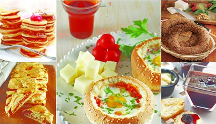 Güzel Bir Kahvaltı Güzel Bir Gün