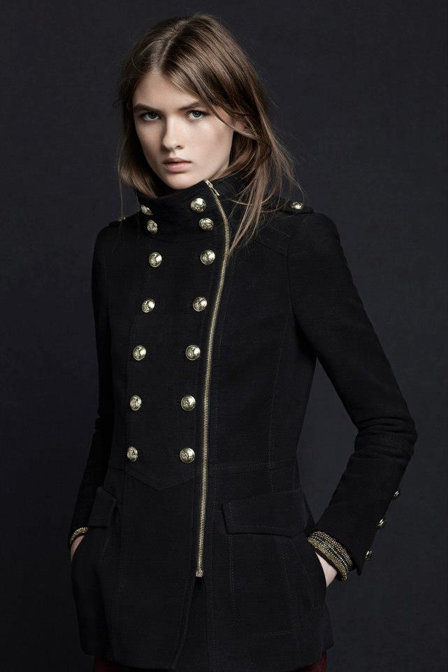 2013'ün En Şık ve Kullanışlı Paltoları Nereden Alınır (Zara)