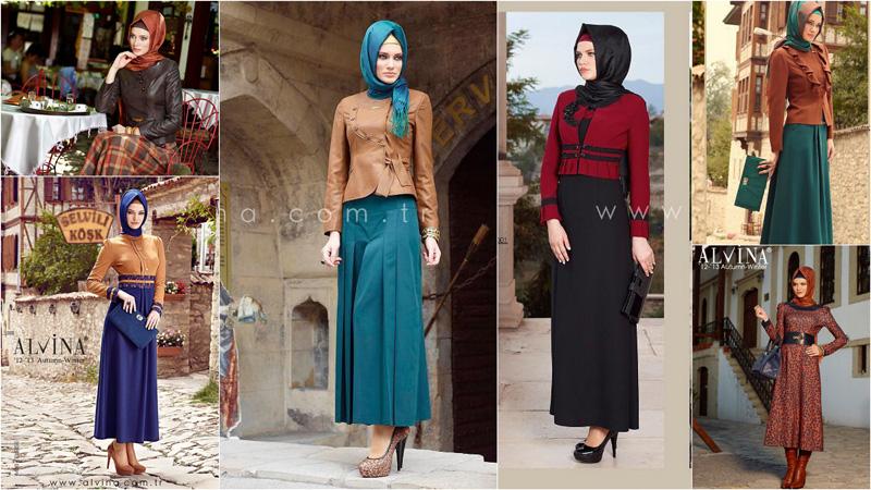 Alvina 2012/2013 Elbise Modelleri