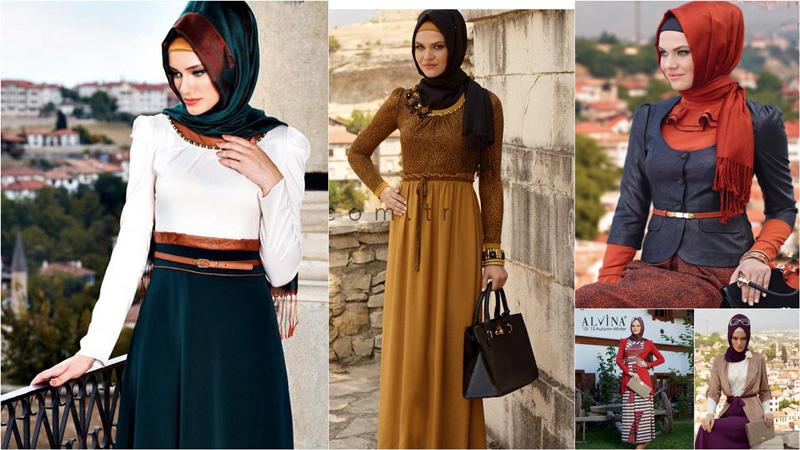 Alvina 2012-2013 Elbise Modelleri