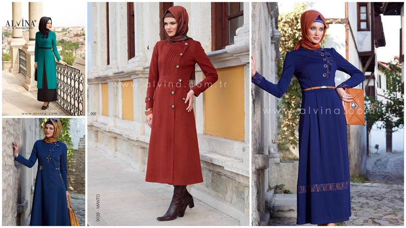 Alvina 2012-2013 Pardesü ve Kap Modelleri