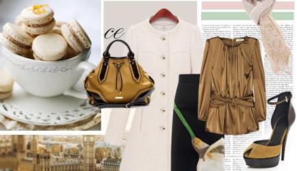 Tesettür Giyim Kombini: Sonbahar Şıklığı