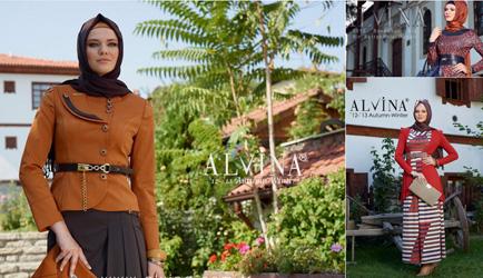 Alvina 2012-2013 Koleksiyonu