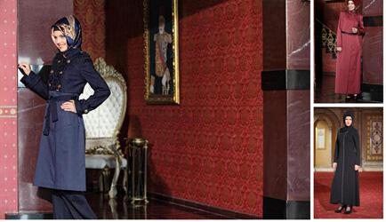 Tekbir 2012-2013 Tesettür Giyim Modelleri