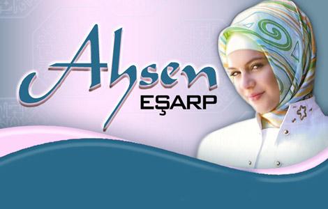 Ahsen 2012-2013 Eşarp Modelleri