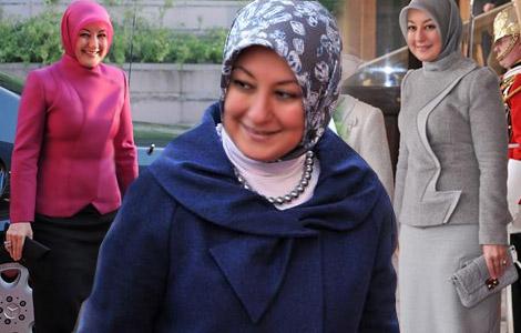 Hayrünnisa Gül'ün Kıyafetleri ve Zarif Stili