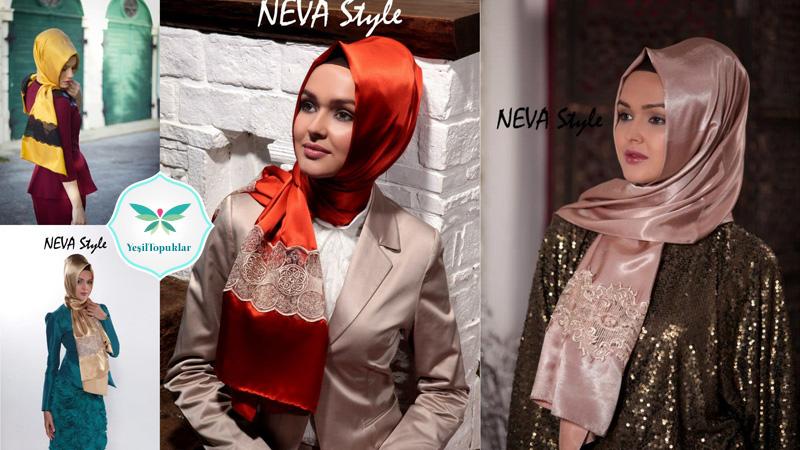 Neva Style 2013 Şal-Eşarp Modelleri