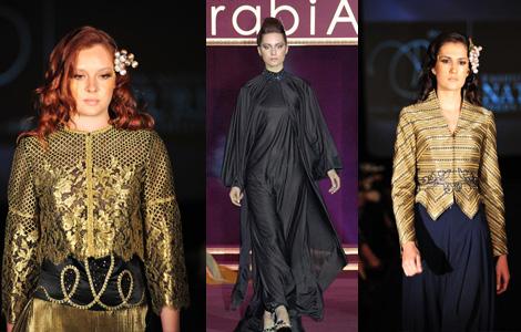 Rabia Yalçın Tesettür Abiye Elbise Modelleri