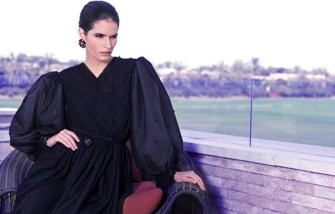Slouchy'Z Tesettür Abiye Elbise Modelleri 2013
