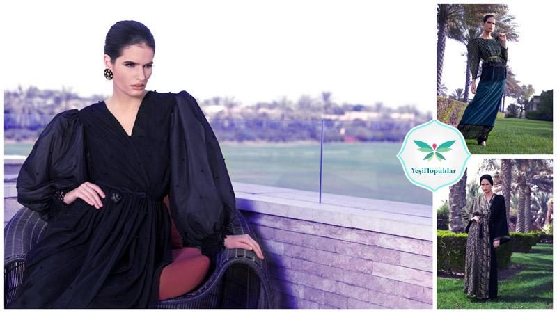 Slouchy'Z 2013 Tesettür Abiye Elbise Modelleri