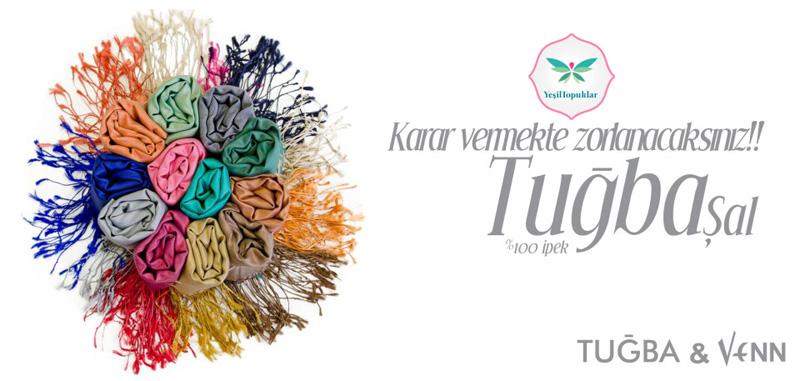 Tuğba&Venn-Şal-Modelleri